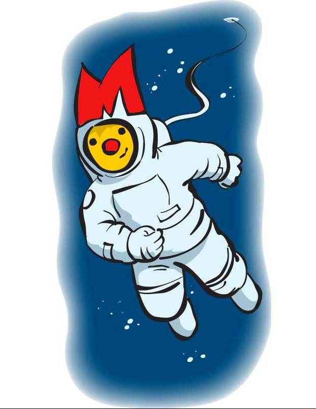 Kletti_Astronaut