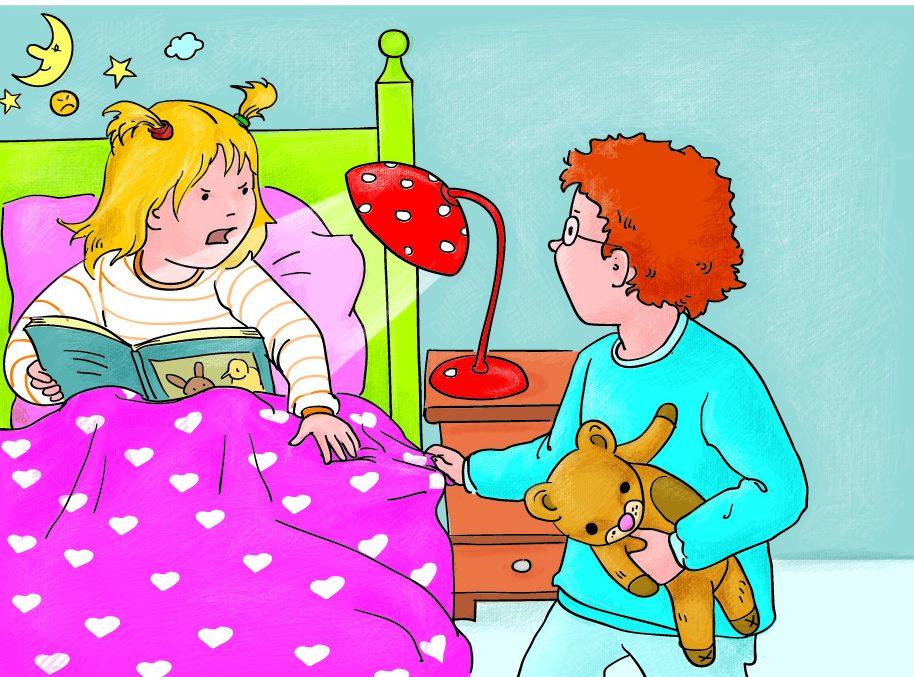 "Kinderbuch ""SchönBlöd"""